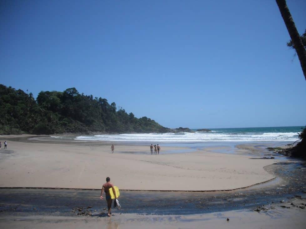 Engenhoca Beach