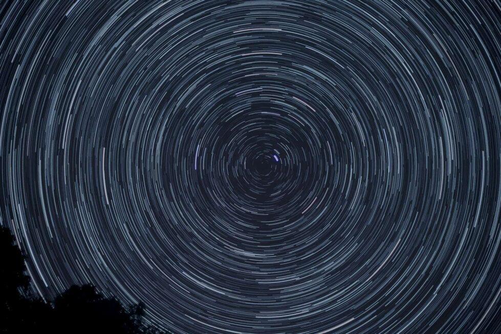 night stars rotation